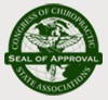 Chiropractic seal of approval