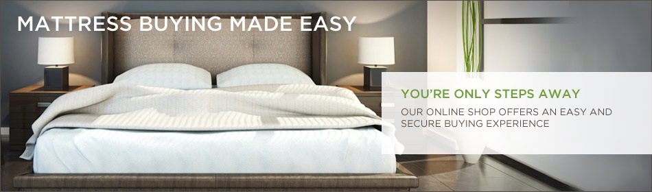 Mattress Buying Made Simple - You're only steps away, Saatva's online shop offers an easy and secure buying experience